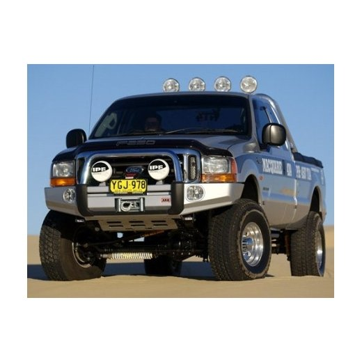 Передний бампер ARB Sahara на Ford F350 2000-2004г (3936020)