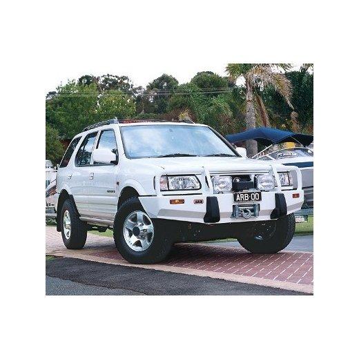 Передний бампер ARB Deluxe на Isuzu Amigo/Frontera 1998-2014г. под лебедку (3448200)
