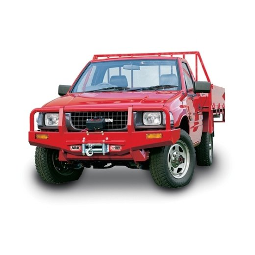 Передний бампер ARB Deluxe на Isuzu Rodeo/D-max/Invader 1988-1997г. под лебедку (3448040)