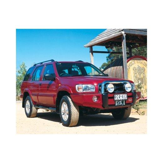 Передний бампер ARB Sahara на Nissan Pathfinder R50 1999-2005г. (3938020)
