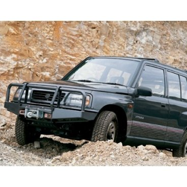 Передний бампер ARB Deluxe на Suzuki Vitara 1989-1998г. (4 двери) под лебедку (3426020)