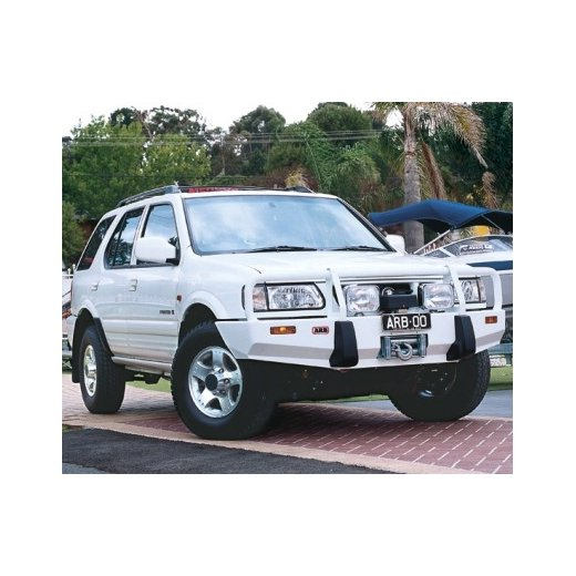 Передний бампер ARB Deluxe на Holden Frontera под лебедку 1998-2014г. (3448200)