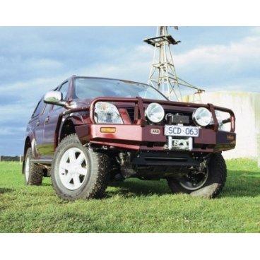 Передний бампер ARB Deluxe на Holden Rodeo 2003-2007г.  (3248100)