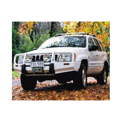 Передний бампер ARB Deluxe на Jeep Grand Cherokee WJ 1999-2004г. под лебедку (3450100)