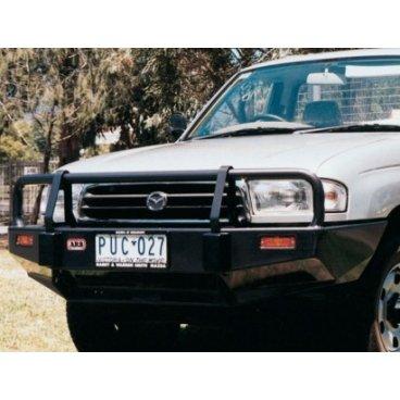 Передний бампер ARB Deluxe на Mazda B Series Mark 7 1999-2007г. с противотуманками (3240060)