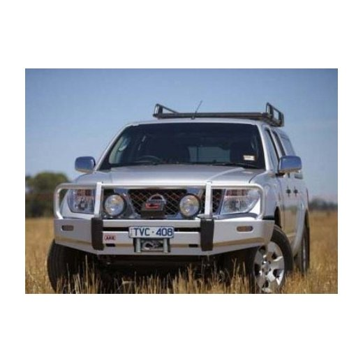 Передний бампер ARB Deluxe на Nissan Pathfinder 2005-2009г. (Without Fog Light Provision) (3438130)