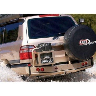 Задний бампер ARB на Toyota LC100/105 с возможностью установки навесного оборудования (5613210)