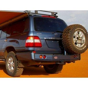 Задний бампер ARB на Toyota LC100/105 с возможностью установки навесного оборудования (5613220)