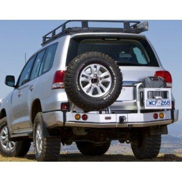 Задний бампер ARB на Toyota LC200 с возможностью установки навесного оборудования (5615010)