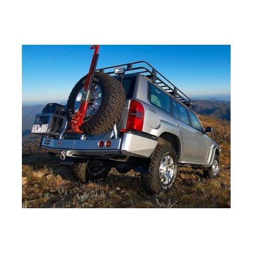 Задний бампер ARB на Nissan Patrol GU Y61 1997-2004г. (5617210)