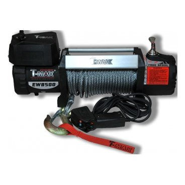Лебедка T-Max Hew-8500 X Power Series (Waterproof)