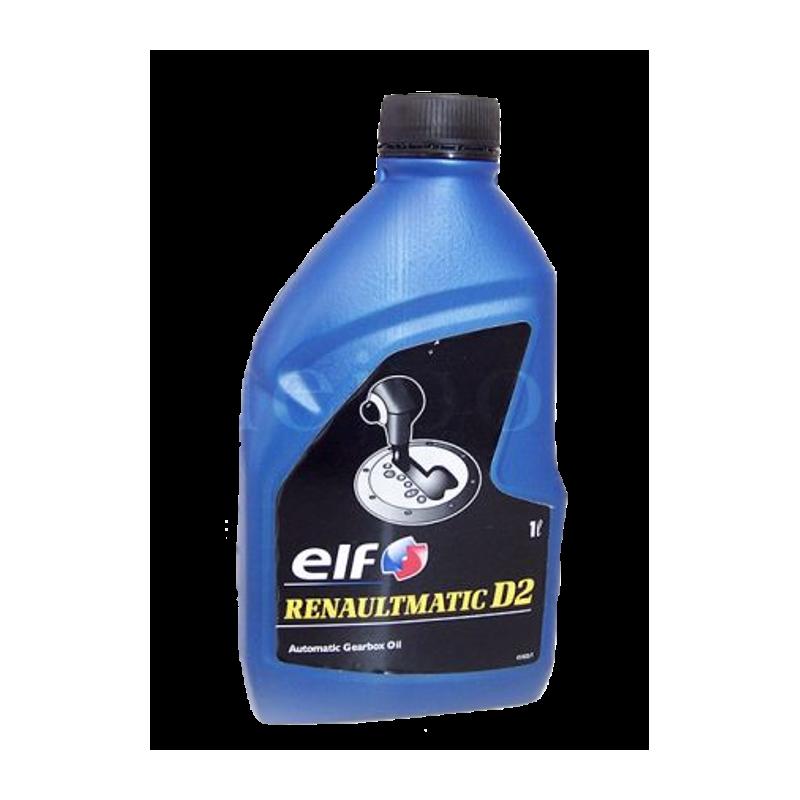 dexron 2 renaultmatic d2 масло