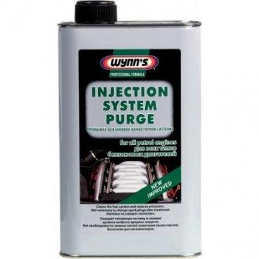Промывка инжектора Wynn`s Injection System Purge 1L