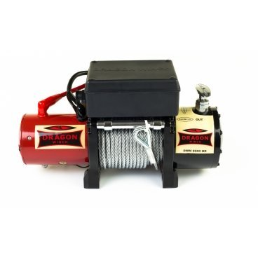 Лебедка Dragon Winch DWM 8000HD 12 В