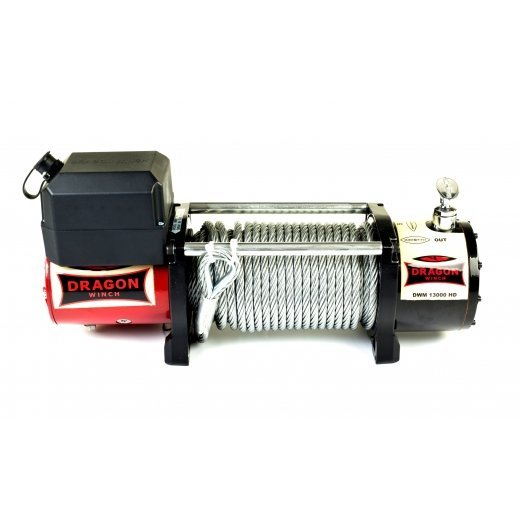 Лебедка Dragon Winch DWM 13000HD 12 В