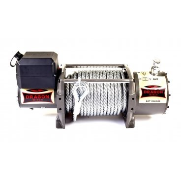 Лебедка Dragon Winch DWT 15000 HD, 12V