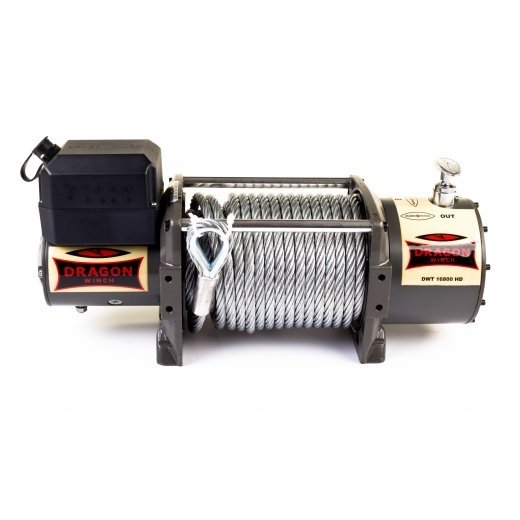 Лебедка Dragon Winch DWT 16800 HD, 12V