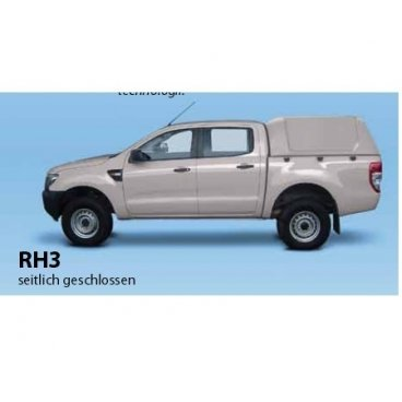 Кунг Road Ranger RH02 Standard на Ranger