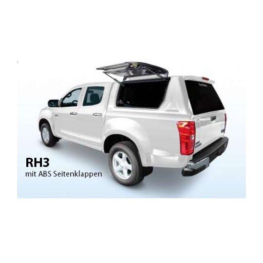 Кунг Road Ranger RH03 Profi на D-Max