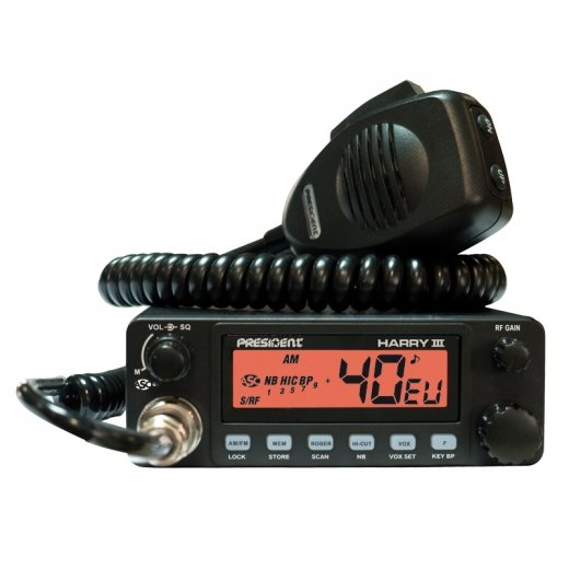 Радиостанция President Св Harry Iii Asc (TXMU268)