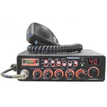 Радиостанция President СВ Jackson II ASC (TXMU313)