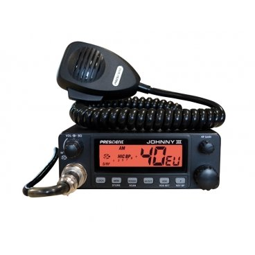 Радиостанция President СВ Johnny III ASC (TXMU353)