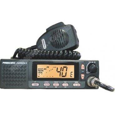 Радиостанция President СВ Johnson II ASC (TXMU567)