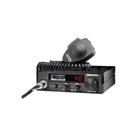 Радиостанция President СВ Taylor III ASC (TXMU403)