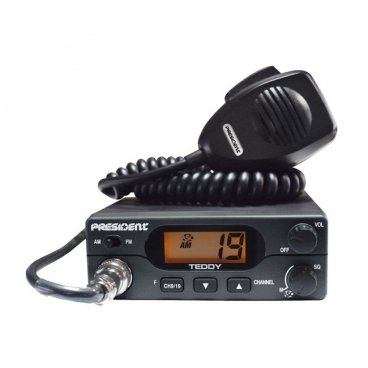 Радиостанция President СВ Teddy ASC (TXMU266)