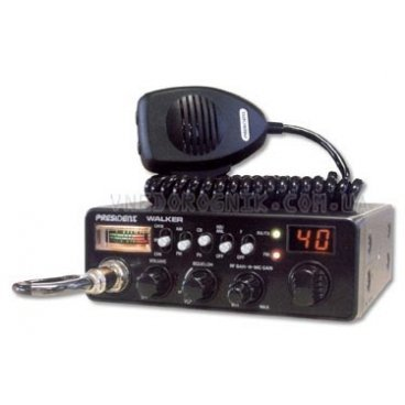 Радиостанция President СВ Walker ASC (TXMU100)