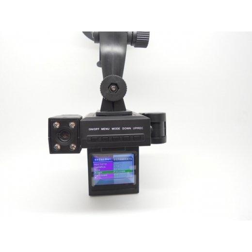 Видеорегистратор Globex HQS-234