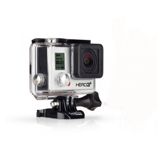 Камера Go Pro HD HERO3+: Silver Edition (CHDHN-302-EU)