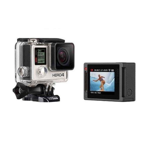 Камера Go Pro HERO4: Silver Edition (CHDHY-401-FR)