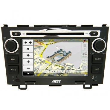 Штатное головное устройство nTray 7621 Honda CR-V