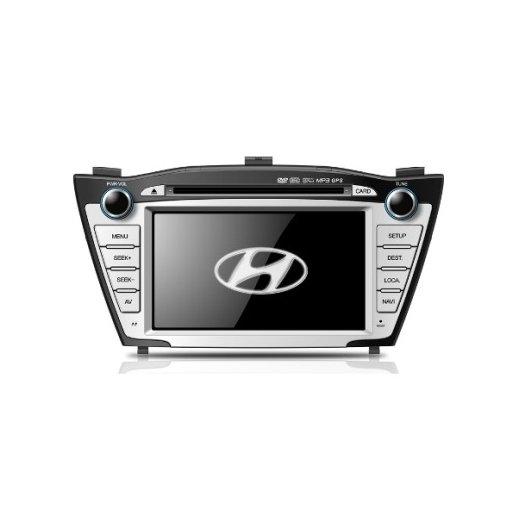 Штатное головное устройство PMS HIX-7588 Hyundai IX 35