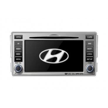Штатное головное устройство PMS HSF-7519 Hyundai Santa Fe →2013г.
