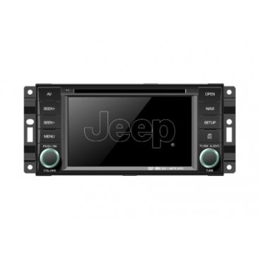 Штатное головное устройство PMS JEP-7574 Jeep Cherokee