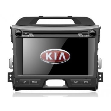 Штатное головное устройство PMS KSP-7551 KIA Sportage 2010г.
