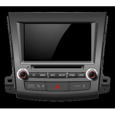Штатное головное устройство PMS MOX-7571 Mitsubishi Outlander XL