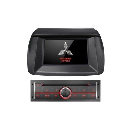 Штатное головное устройство PMS MPS-5512 Mitsubishi Pajero Sport 2010г