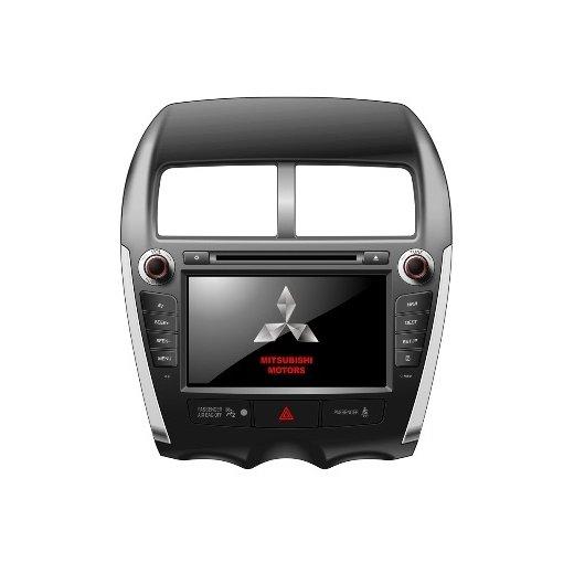 Штатное головное устройство PMS MАХ-7568 Mitsubishi ASX 2010г