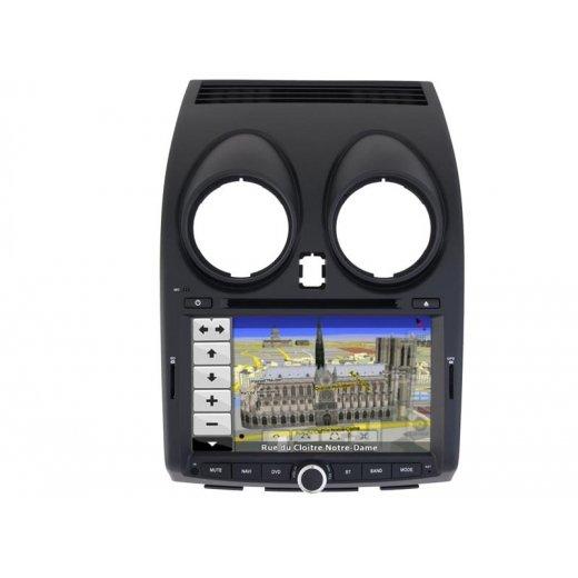 Штатное головное устройство nTray 8739 для Nissan Qashqai