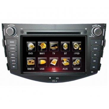 Штатное головное устройство Globex GU7013 Toyota RAV-4