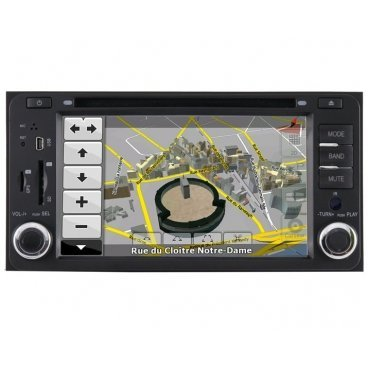 Штатное головное устройство nTray 6781 Toyota RAV4