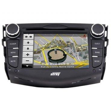 Штатное головное устройство nTray 7723 Toyota RAV4