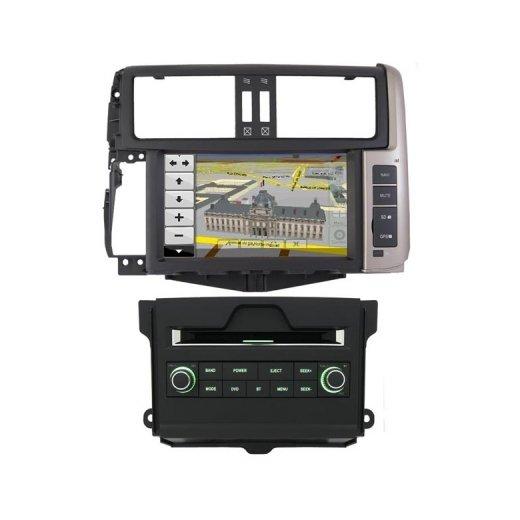 Штатное головное устройство nTray 8737 Toyota Prado 150