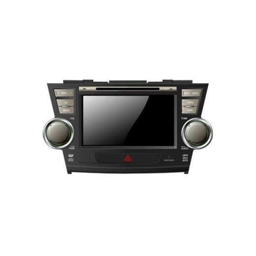 Штатное головное устройство PMS THL-7548 Toyota Highlander 2008 →