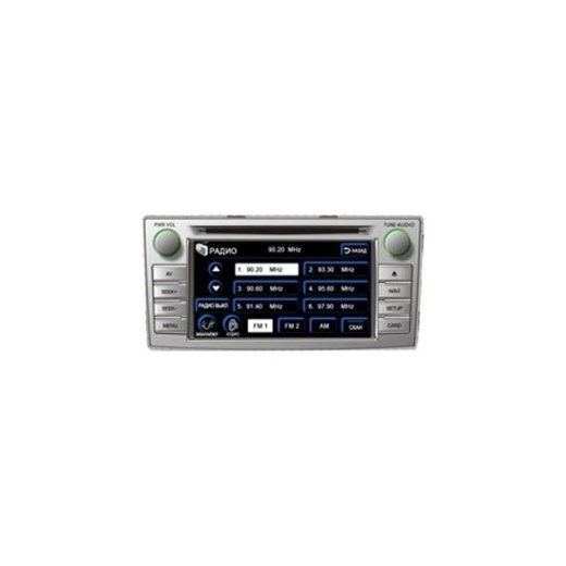 Штатное головное устройство PMS THX-7596 Toyota Hilux PMS 2011→