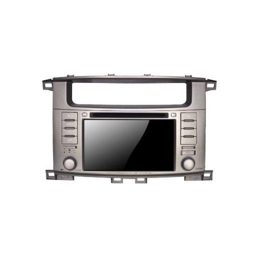Штатное головное устройство PMS TLC-5510 Toyota Land Cruiser 100