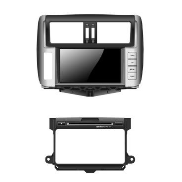 Штатное головное устройство PMS TLC-FA082-С Toyota Prado New,LC 150